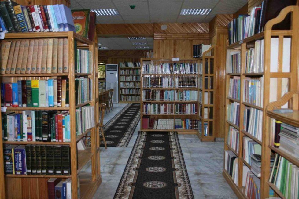 مكتبة مجمع اللغة الليبي